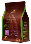 Cacao Barry Fairtrade organic milk 38% 2,5 kg