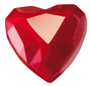 Pralinform Martellato MA1993 Diamond heart